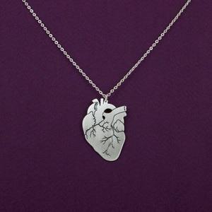 Оптовая продажа ожерелье совы, ювелирные изделия, ожерелье «Наука», ожерелье биологии, подвеска в виде совы, ожерелье с дизайном «молекула»