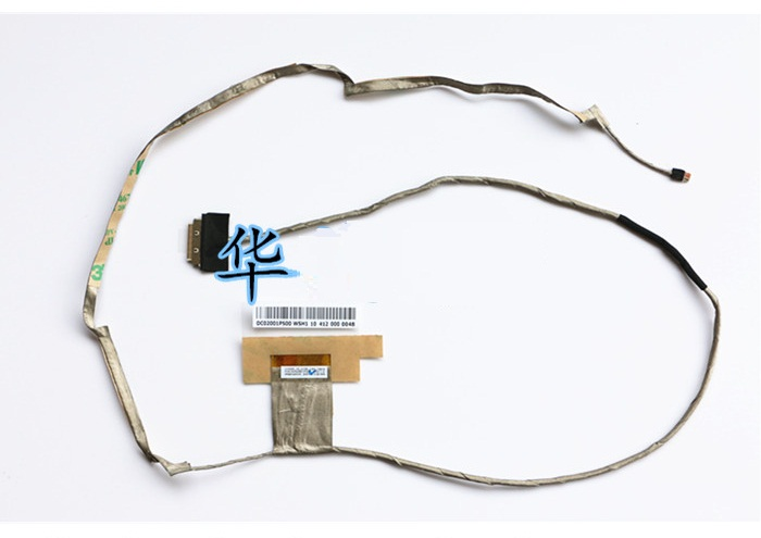 Brand New LCD Flex Video Cable for Lenovo G500 G505 G505s P/N DC02001PS00 free shipping brand laptop new lcd flex video cable for lenovo g500s g505s cable dc02001rr10
