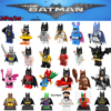 Batman Joker Sets Sale Batgirl Fairy Batman Bathrope Legoings Rainbow DC Super Heroes Building Block Figures