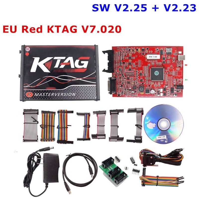 EU Red KTAG V7.020