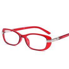 4db78c412d Woman Reading Galsses Resin Lens Radiation Protection Anti-Reflective  Comfortable Lady Reading Glasses Elegance Classic