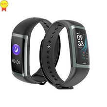 new Fitness Bracelet Heart Rate Smart Band Sleep Monitor Fitness Tracker Blood Pressure Watch Color Screen Multi Sport Mode Band fitness bracelet g26s heart rate smart band sleep monitor sport tracker watch blood pressure smartwatch color screen wristband