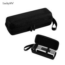 Трудно EVA Защитный Чехол Черный Мешок Нейлона для Bose Soundlink Мини I и II Bluetooth Динамик