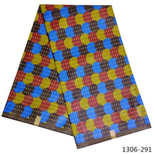 2019 Newest nigeria Chicken style african wax fabric Nigeria Java wax prints fabric african dutch wax 100%Cotton 6 yards/lot african wax fabric java wax 100