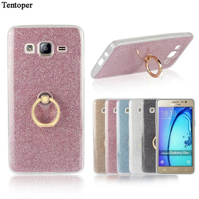 timeless design 1a008 03a20 US $2.91 35% OFF For Samsung Galaxy On5 Case Shiny Glitter Ultra Thin Phone  Cover For Samsung On7/Galaxy E7 E700 Luxury Soft Silicone Back Fundas-in ...