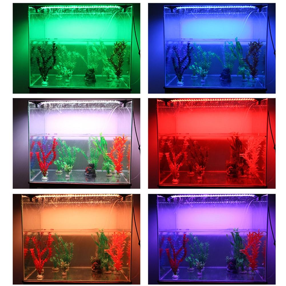 Wholesale 28 68cm Aquarium LED Lighting Fish Tank Light Lamp 24 key ...