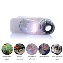 Universal Pocket Clip 60X Phone Camera