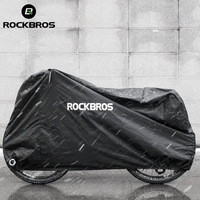 ROCKBROS Bicycle Protect Gear Waterproof Dust proof MTB Bike Rain Snow Dust Cover Sunshine Protective UV Cycling Protect Covers