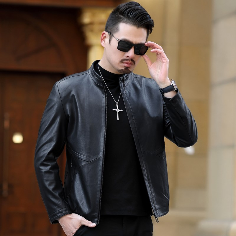 2019 veste hommes décontractée de haute qualité printemps automne mode Slim Fit hommes veste mince vestes marque décontracté manteau Top beau manteau