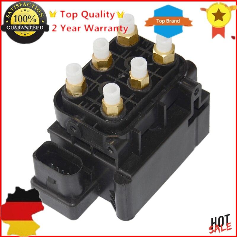 AP01 Neue Luftfederung Ventil Block Einheit Für AUDI A8 D4 4H A7 S7 RS7 A7 A6 S6 Allroad 4H 0 616 013 EINE 4H 0 616 013A 4H0616013A