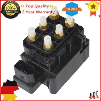 AP01 nueva suspensión de aire Válvula de unidad de bloques para AUDI A8 D4 4H A7 S7 RS7 A7 A6 S6 Allroad 4H0 616 013 un 4H0 616 013A 4H0616013A