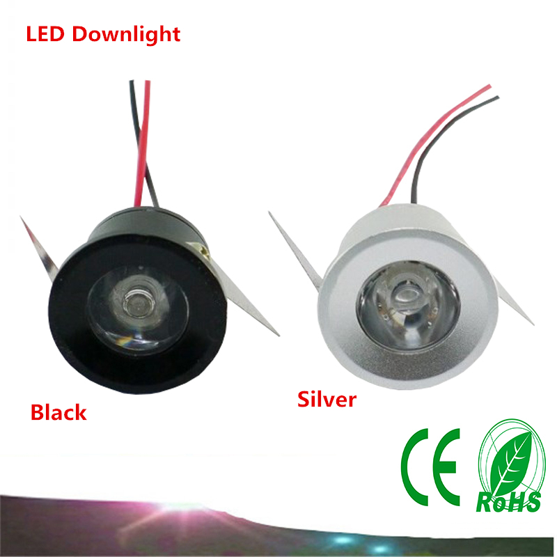 10PCS High quality LED downlight 1W 3W LED light AC85-265V LED Bulb lamp Warm white / White10PCS High quality LED downlight 1W 3W LED light AC85-265V LED Bulb lamp Warm white / White