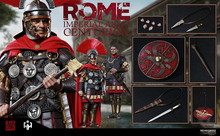 In Stock 1/6 Scale Rome Imperial Army Centurion Action Figure Whole Set Model for Fans Collection Holiday Gifts HH18002 in stock 1 6 scale zh009 ancient roman soldier full set model action figure for fans gifts with box