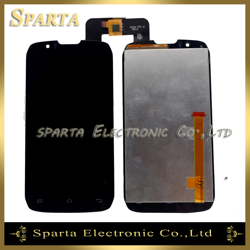 4.3 Touch Screen For Highscreen boost LCD Display Screen with Touch Panel Assembly