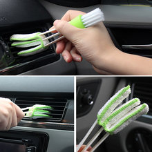 Car Cleaning Brush for Renault Mercedes AMG VW Golf 4 7 Paasat B5 Seat Leon Mazda 3 6 BMW F30 F10 E60 Citroen C4 C5 Lada Vesta(China)