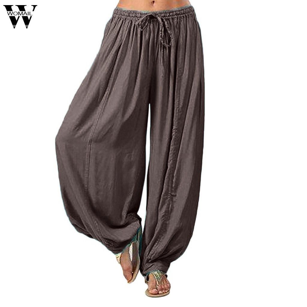 Las 10 Mejores Pantalon Lino Mujer List And Get Free Shipping H6h79il4