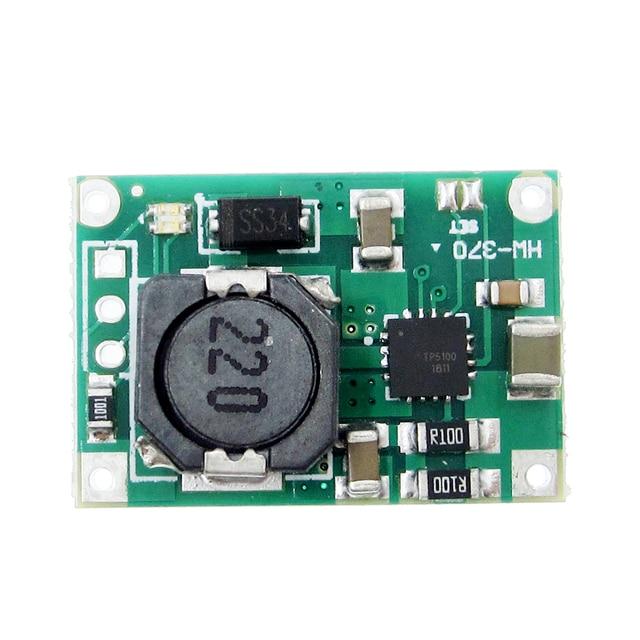 10Pcs 2Cells / Single Lithium ion Battery Charger Module 1 2A PCB 18650 TP5100