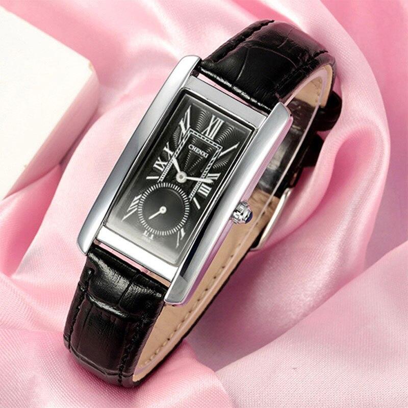 CHENX Neue Armbanduhr Frauen Uhren Damen Marke Luxus Famous Quarzuhr Für Frauen Weibliche Uhr Relogio Feminino Montre Femme