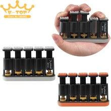 MFX5 Guitar Hand Finger Exerciser/ Exercise Strengthener for Sale Finger Strength Tension Exercises for Bass Guitar/ Piano