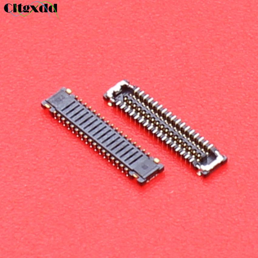 1pcs 40 Pin 0.5mm FFC FPC to 40P DC3 Box Header Converter Board Adapter