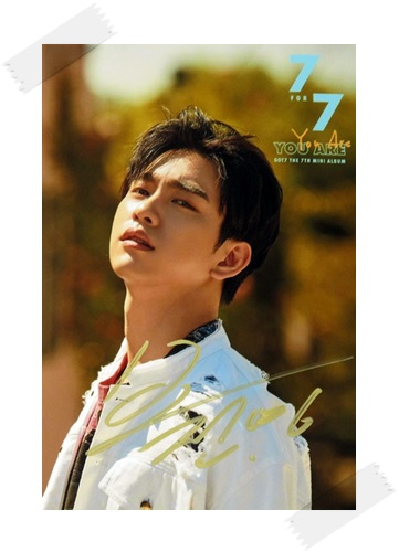 signed GOT7 GOT 7 Park Jin Young autographed photo  7 FOR 7 6 inches free shipping 102017B got7 got 7 youngjae kim yugyeom autographed signed photo flight log arrival 6 inches new korean freeshipping 03 2017