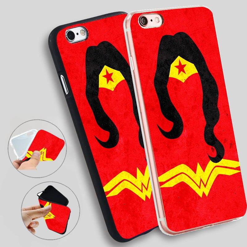 Minason чудо Для женщин логотип Капа Мягкий силиконовый чехол для iPhone X 5 s 5S 6 6 S 7 8 плюс крышка телефона Fundas Capinha де Celular