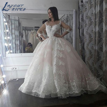 LAYOUT NICEB Ball Gown Wedding Dresses with Bridal Gowns