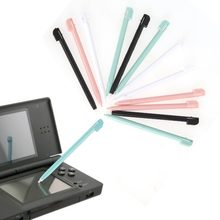 12pcs Colorful Plastic Touch Screen Stylus Pen For Nintendo ND-S DS LITE DSL Console Game Video Screen Touch Pen Game Accessory(China)
