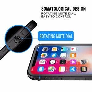 Image 5 - 360 di trasporto Completa Protect Per iPhone X Xs Max Xr Caso Antiurto copertura del telefono per il iPhone 11 Pro 6s 7 8 più Custodie Impermeabile a prova di polvere