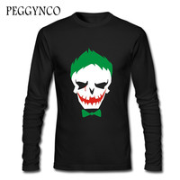 New Casual Punisher Skull Marvel T Shirts For Man Streetwear Hip Hop Comics Supper Hero Men