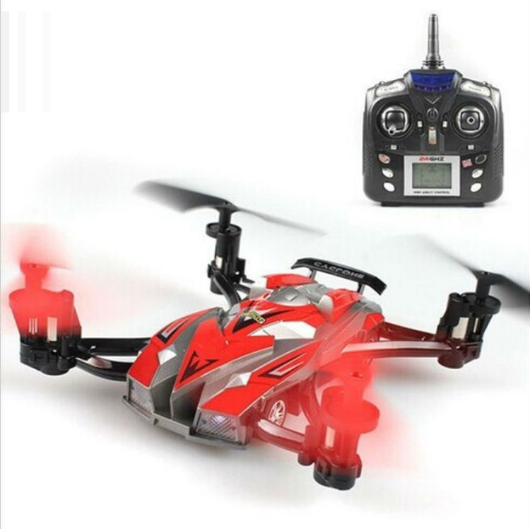 2 In 1 Road & Air Fly Remote Control Flying Car Quadcopter