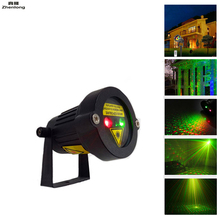 Premium Outdoor Garden Decoration Waterproof IP65 Christmas Laser Spotlight Light Star Projector Showers With Remote Controller alien outdoor ip65 rg snowflake five pointed star laser light projector waterproof garden xmas tree christmas decorative lights