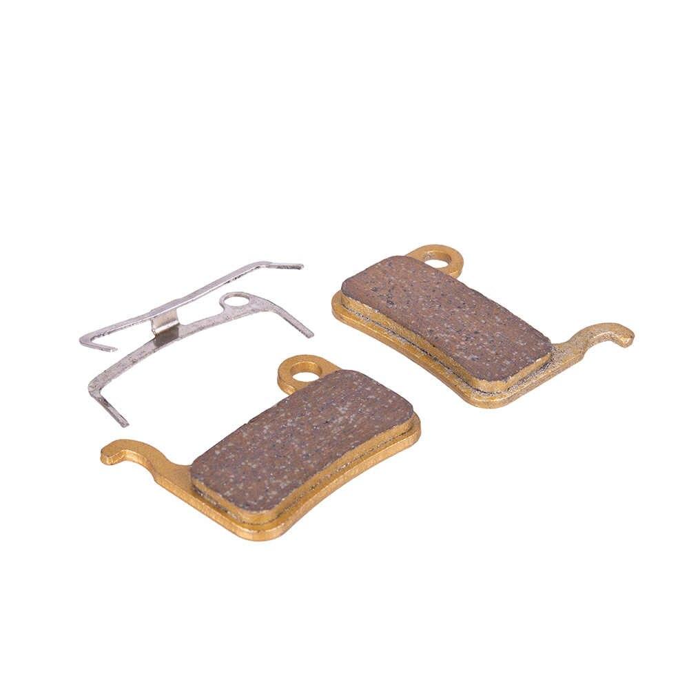 ZTTO MTB - metallic Semi A01S เบรคสำหรับ XT SLX M975 M966 M965 M800 M775 M765 M665 M596 m595 M06 Disc เบรค pad 4 คู่