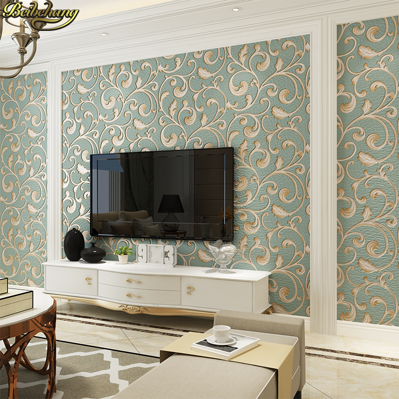 beibehang papel de parede 3D Drag Wallpaper For Walls Decor Embossed 3D Wall paper Roll Bedroom Living room Sofa TV Background beibehang blue retro nostalgia wallpaper for walls 3d modern wallpaper living room papel de parede 3d wall paper for bedroom