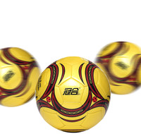 free shipping retail No.5 football Material PU durable soccer ball Professional Match Training