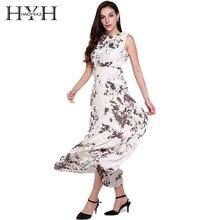 HYH HAOYIHUI Women Formal Dresses Chiffon Backless Slender  flowery Dress Ladies' Elegant Sexy Long Dress long sleeve flowery floral pastel dress