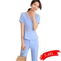 New Korean Style Spa Health Club Beauty Salon Work Wear Hospital Nurse Uniform Tattoos Beautician Work Suit High Quality