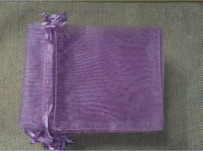 300 шт/партия 24 цвета большая сумочка для украшений из органзы 20x30 см сумка на шнурке Свадебные/вечерние украшения Подарочный мешочек для украшений упаковочная сумка - Цвет: Serum red