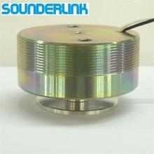 Sounderlink 1PC 2inch 50MM 25W High Power Resonance Vibration Speaker Full Range Drive Plane shaker loudspeaker DIY