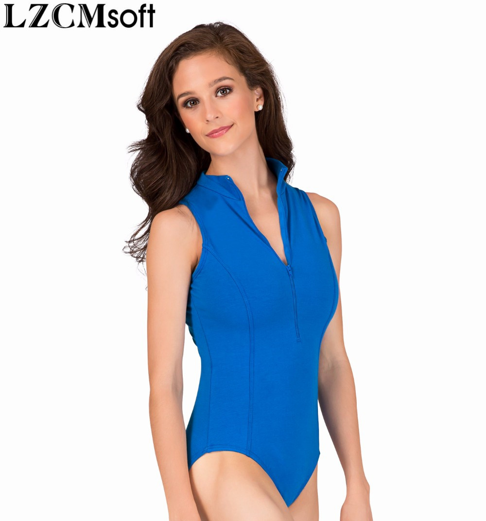 11c0d9db2 Detail Feedback Questions about LZCMsoft Zip Front Tank Leotard ...