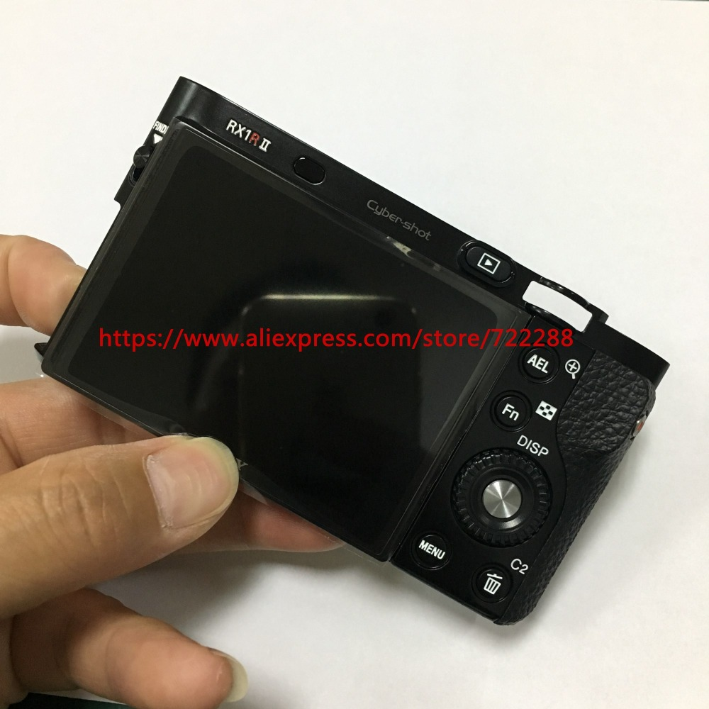 Repair Parts For Sony DSC RX1RM2 DSC RX1R II Rear Case Cover Back Shell LCD Display
