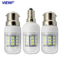 Viewi 10x E27 e14 B22 led bulb light 110v 220v 12v 24v 5W home lighting 5730 27 leds energy saving lamp 360 degree bulbs ampoule