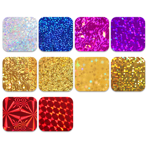 Image 5 - 7 Colors  Nail Foils Nail Transfer Sticker Rose Gold Champagne Nail Stickers 4*20cm Nail Art Design