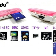 SDHC Memory Multi-Card-Reader Kebidu SD/TF USB Discount 10pcs/Lot Usb-2.0 Wholesale All-In-1/multi-In-One