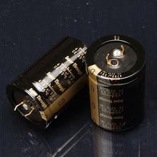 2020 hot sale 2PCS/10PCS 4700Uf/50V nichicon KG Super Through Audio electrolytic capacitor free shipping
