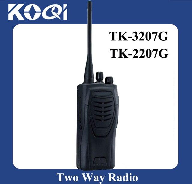 TK-3207G TK3207G uhf transmisor de radio transmisor-receptor de radio comercial