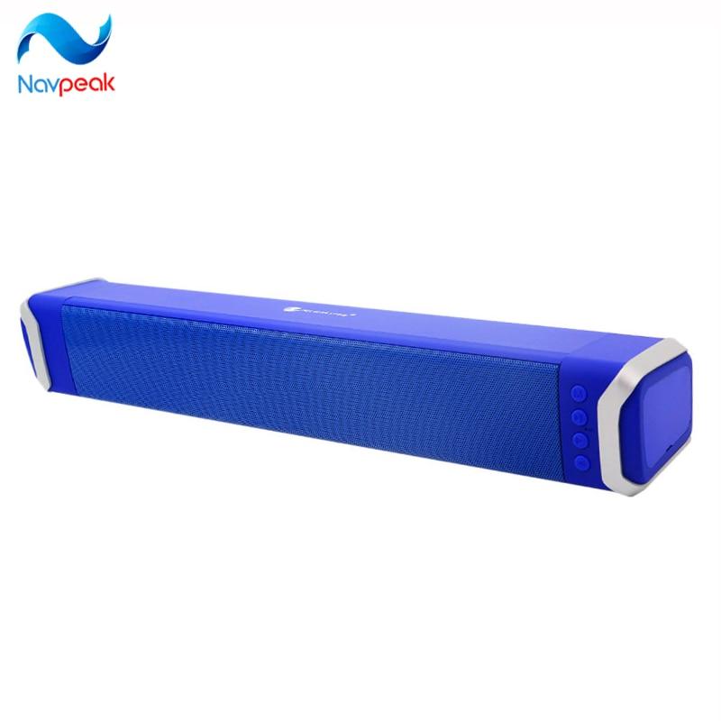 Strip Portable Bluetooth Speaker Multifunction Speakers Waterproof Subwoofer Loudspeakers