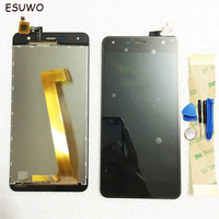 ESUWO LCD Display Assembly For FLY FS517 Cirrus 11 FS 517 LCD Display Touch Screen Digitizer