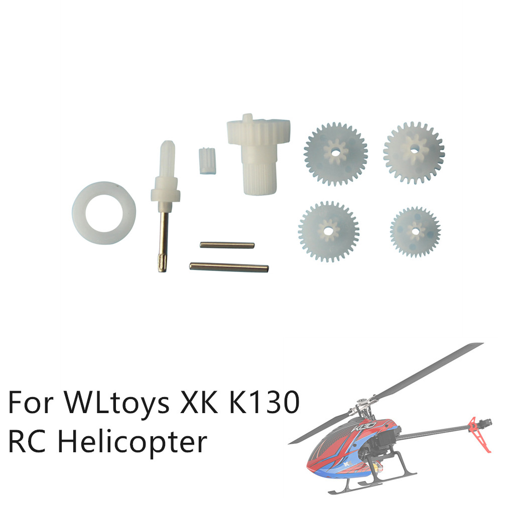 2 PCS Main Gears for for WLTOYS XK K130 RC Helicopter Spare Parts Main Gear