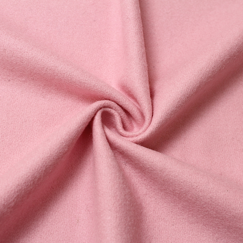 Wool Flannel Fabric Pink Winter Woman Overcoat Fabrics The Cloth Thin Woolen Suit Trousers Material 400gsm In From Home Garden On